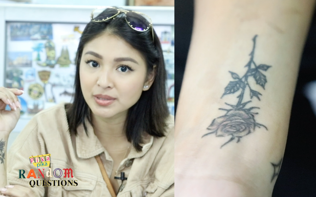 Nadine Lustre Dedicates One Of Her Recent Tattoos To Her