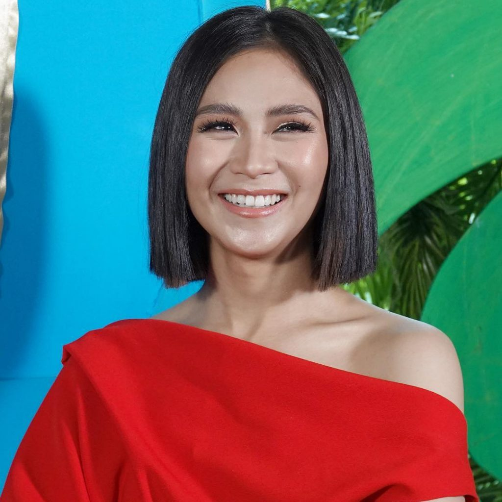Look Sarah Geronimo Just Cut Her Hair Shorter And We Re