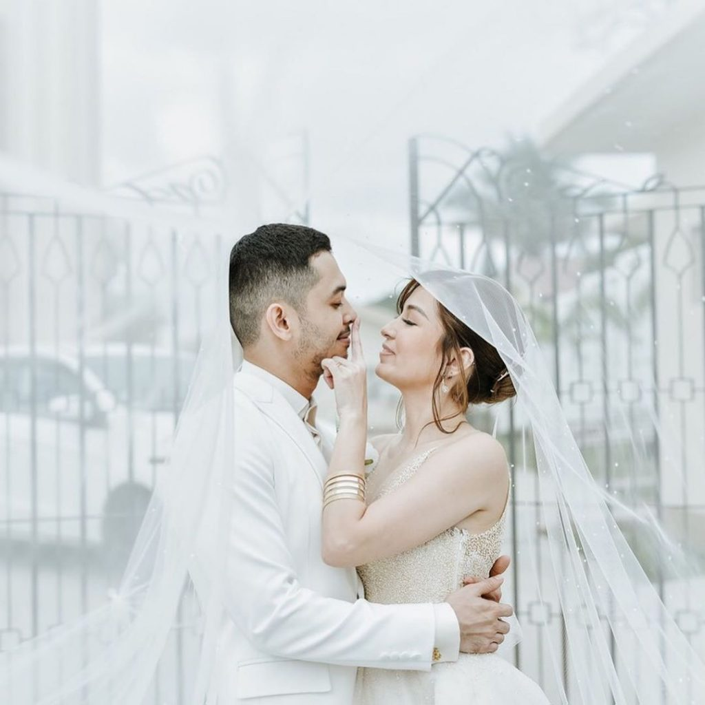Celebrity Wedding Trivia Questions: AJ Muhlach And Girlfriend Anna Patricia Ties The Knot