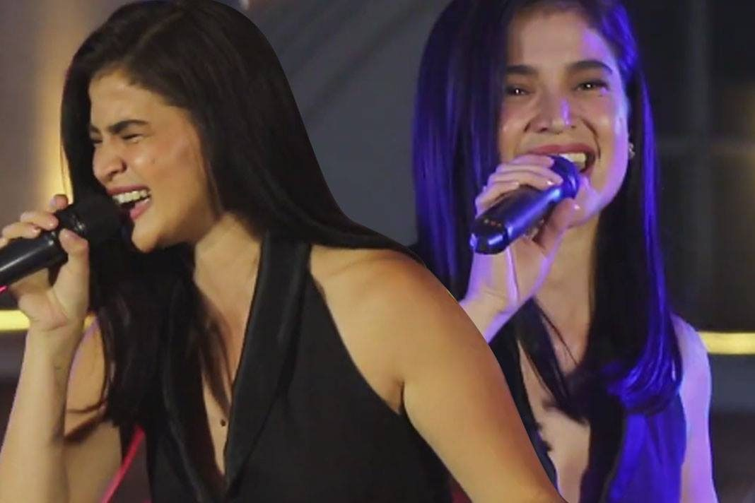 "EXCLUSIVE: Anne Curtis belts out high notes at ""Aurora"