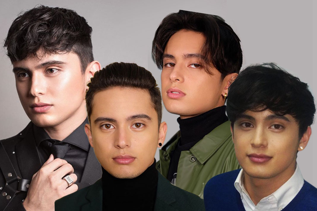Poll What Is James Reid S Cutest Hairstyle Viva Entertainment
